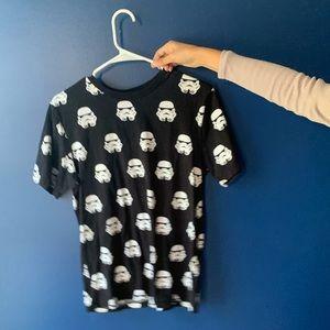 Star Wars tee shirt